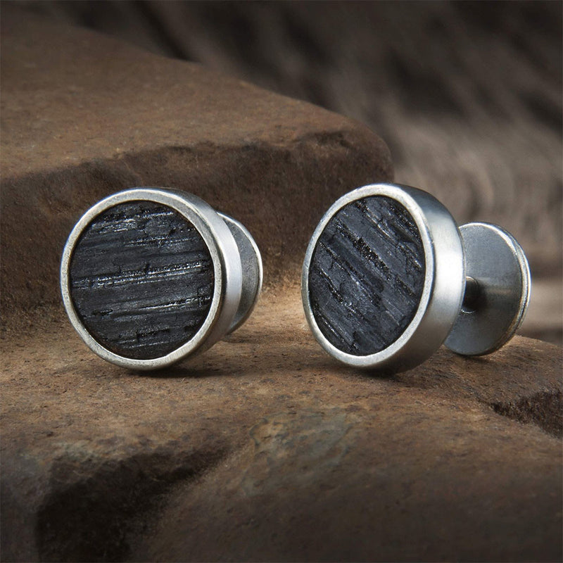 Heritage Handcrafted Whiskey Cufflinks