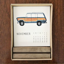 Load image into Gallery viewer, Holly Graham Vintage SUV 2021 Calendar