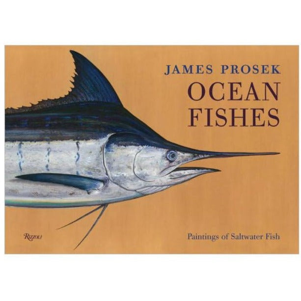 James Prosek: Ocean Fishes
