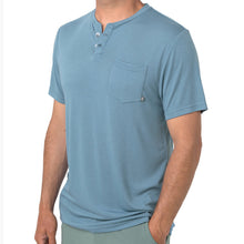 Load image into Gallery viewer, Free Fly Slacktide Short Sleeve Henley