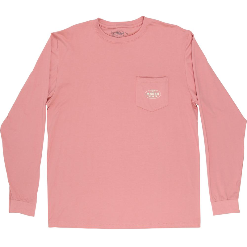 Marsh Wear Explorer Long Sleeve Tee