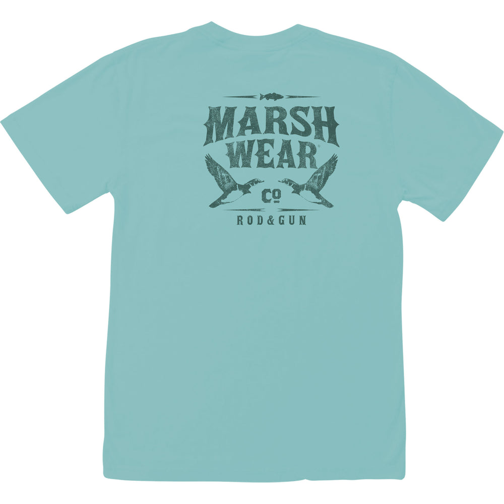 Marsh Wear Shadow Short Sleeve Tee