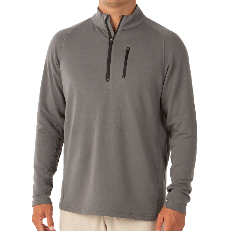 Free Fly Bamboo Fleece 1/4 Zip