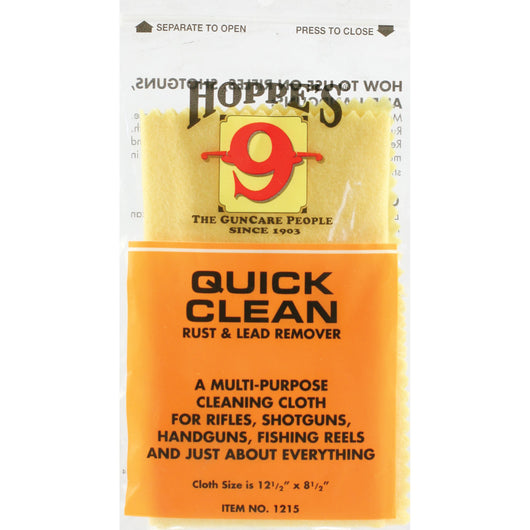 Hoppe's Rust & Lead Cleaning Cloth