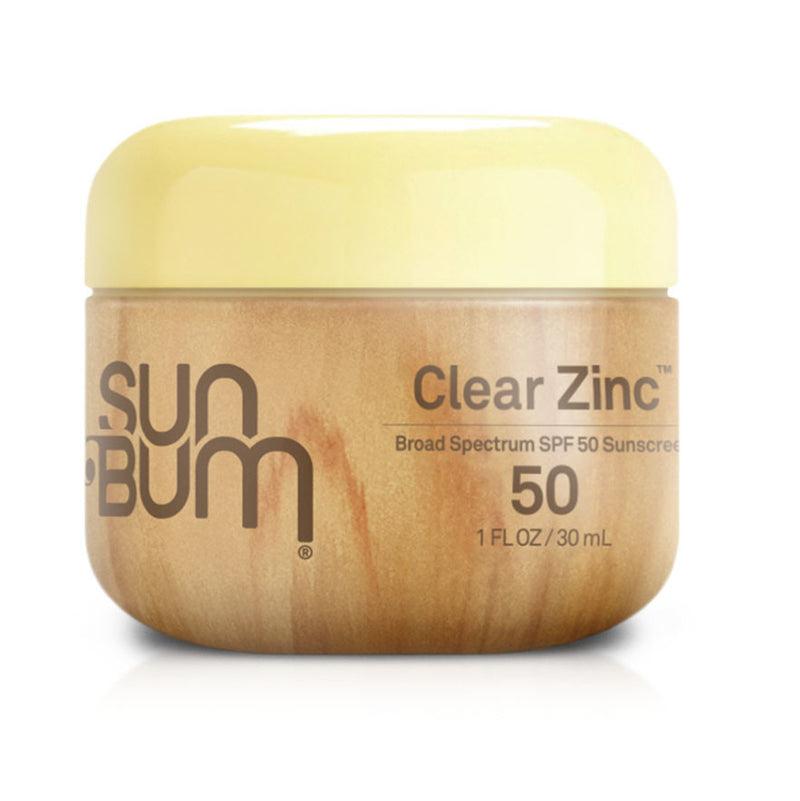 Sun Bum Original SPF 50 Clear Zinc
