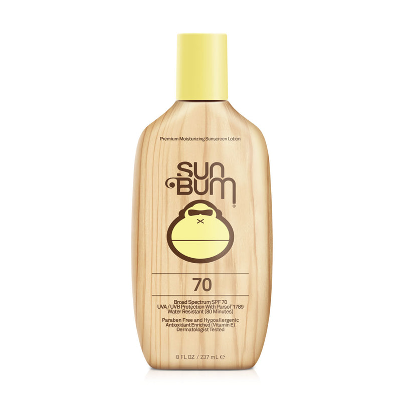 Sun Bum Original SPF 70 Sunscreen Lotion 8 oz