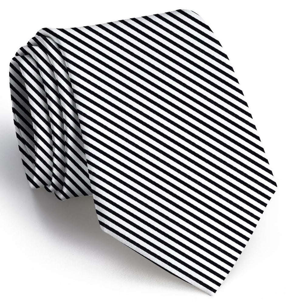 Bird Dog Bay Signature Stripe Necktie