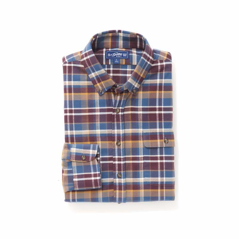 TSG Flannel Button Down Shirt