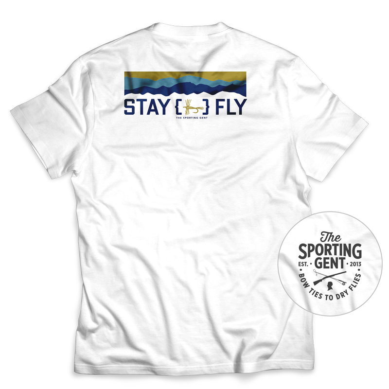 Stay Fly Short Sleeve Tee