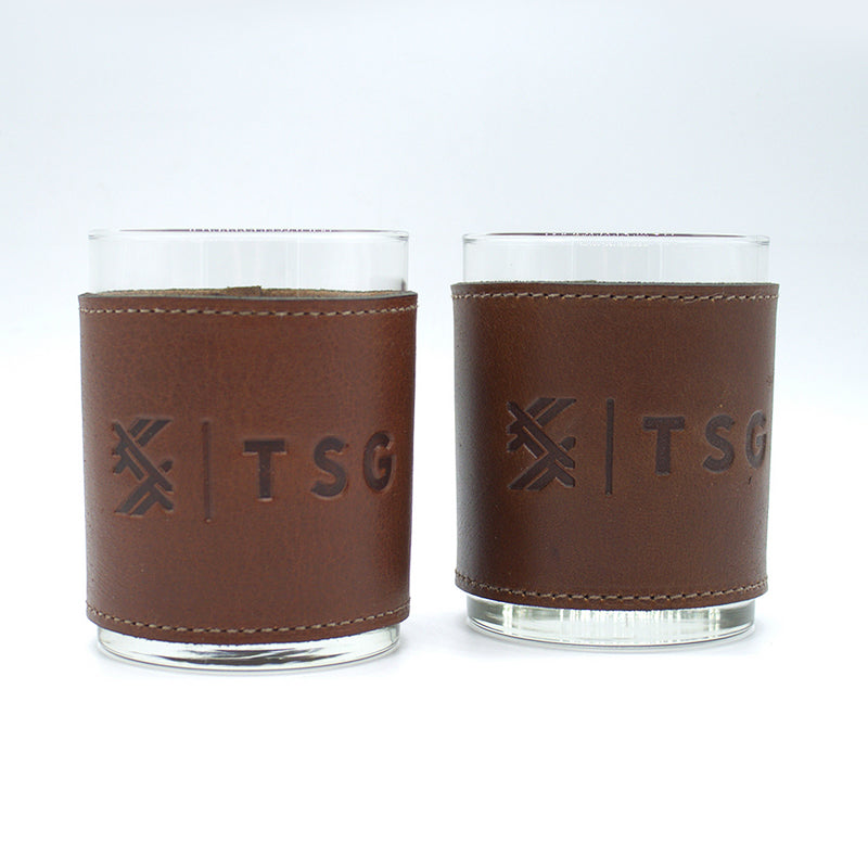 TSG Rocks Glass Set
