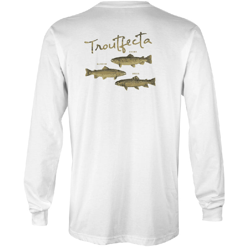 Troutfecta Long Sleeve Tee