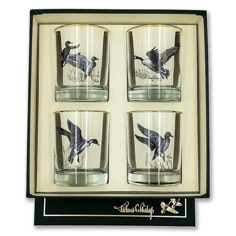 Richard E. Bishop Double Old Fashioned Set