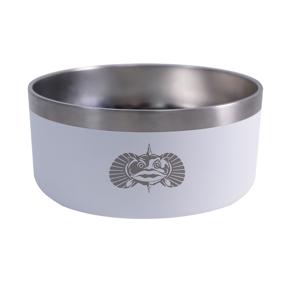 Toadfish Non-Tipping Dog Bowl