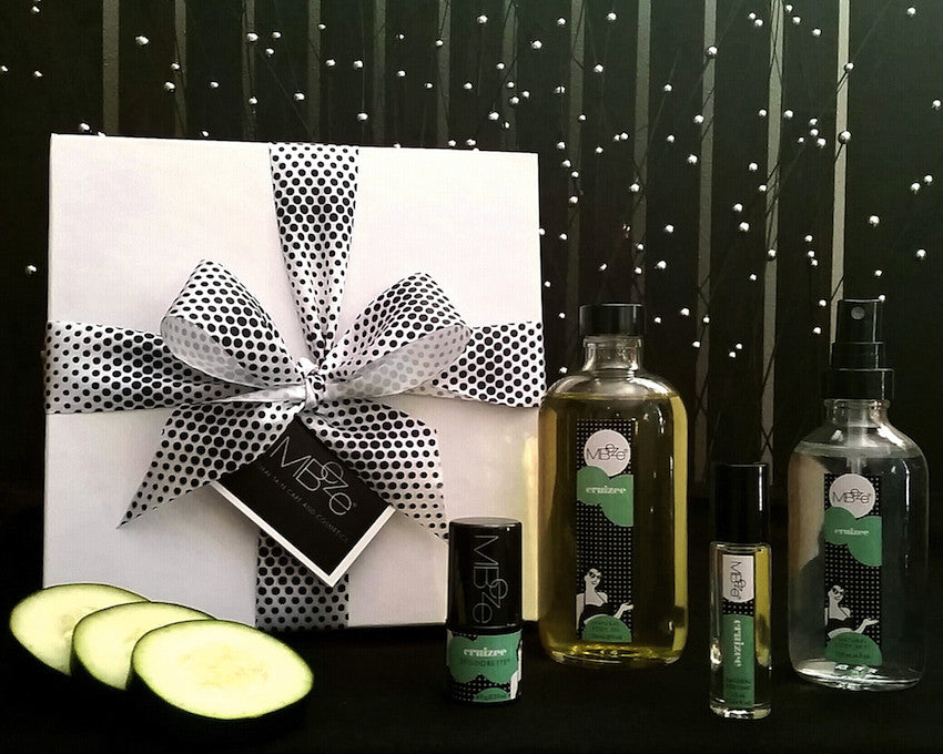 Cucumber Jasmine Fragrance Gift Set