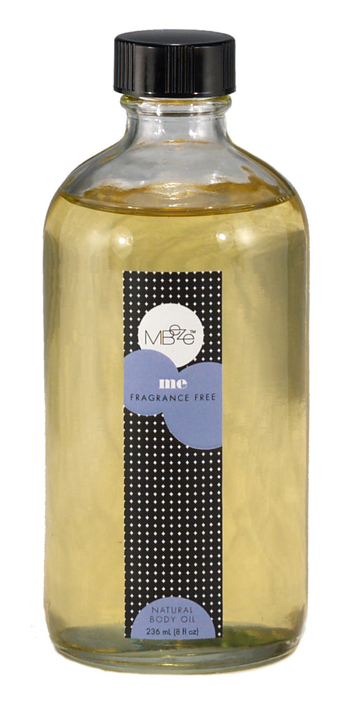 Fragrance Free Body Oil
