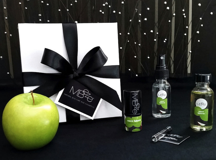 Apple Blossom Lime Fragrance Mini Gift Set