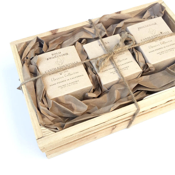 Triple the Love Candlessentials Gift Set