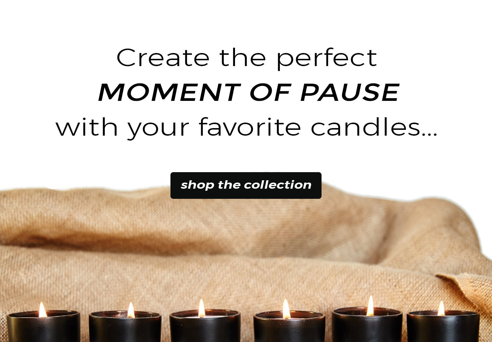 Candlessentials Sweet Earth Candles