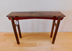 Hall Table | Claro Walnut