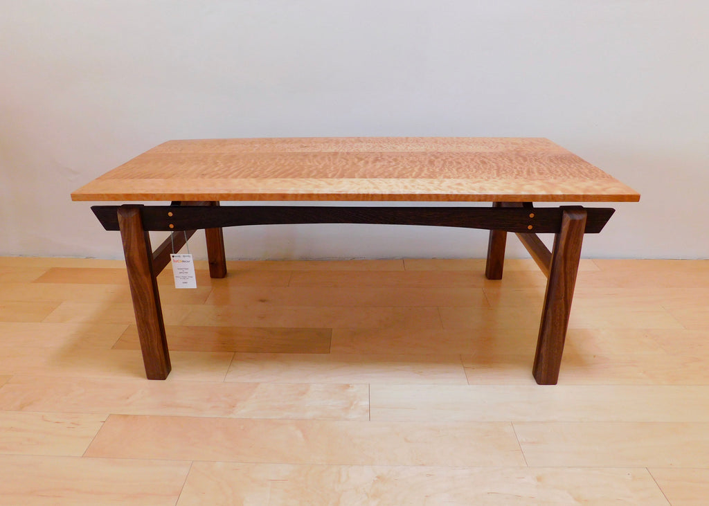 Coffee Table | Quilted Maple 48""