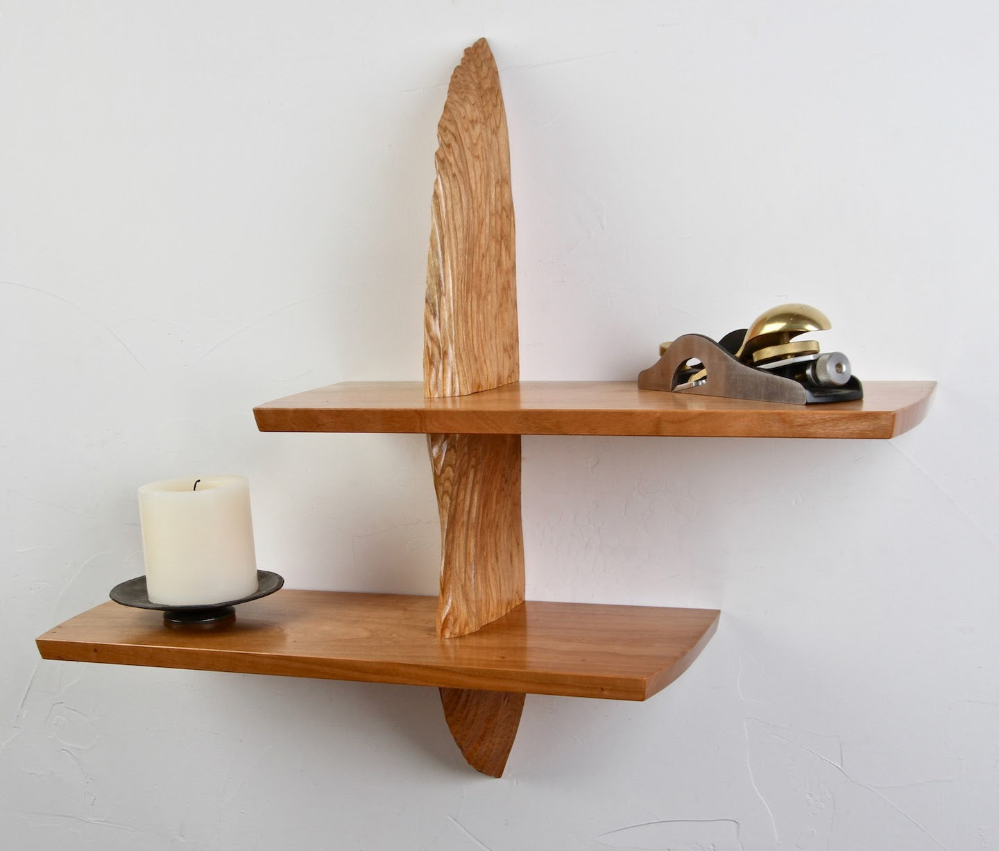 Cherry NaPali Shelves