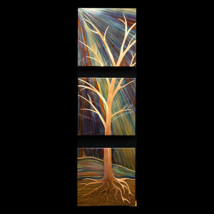 Roots • Triptych