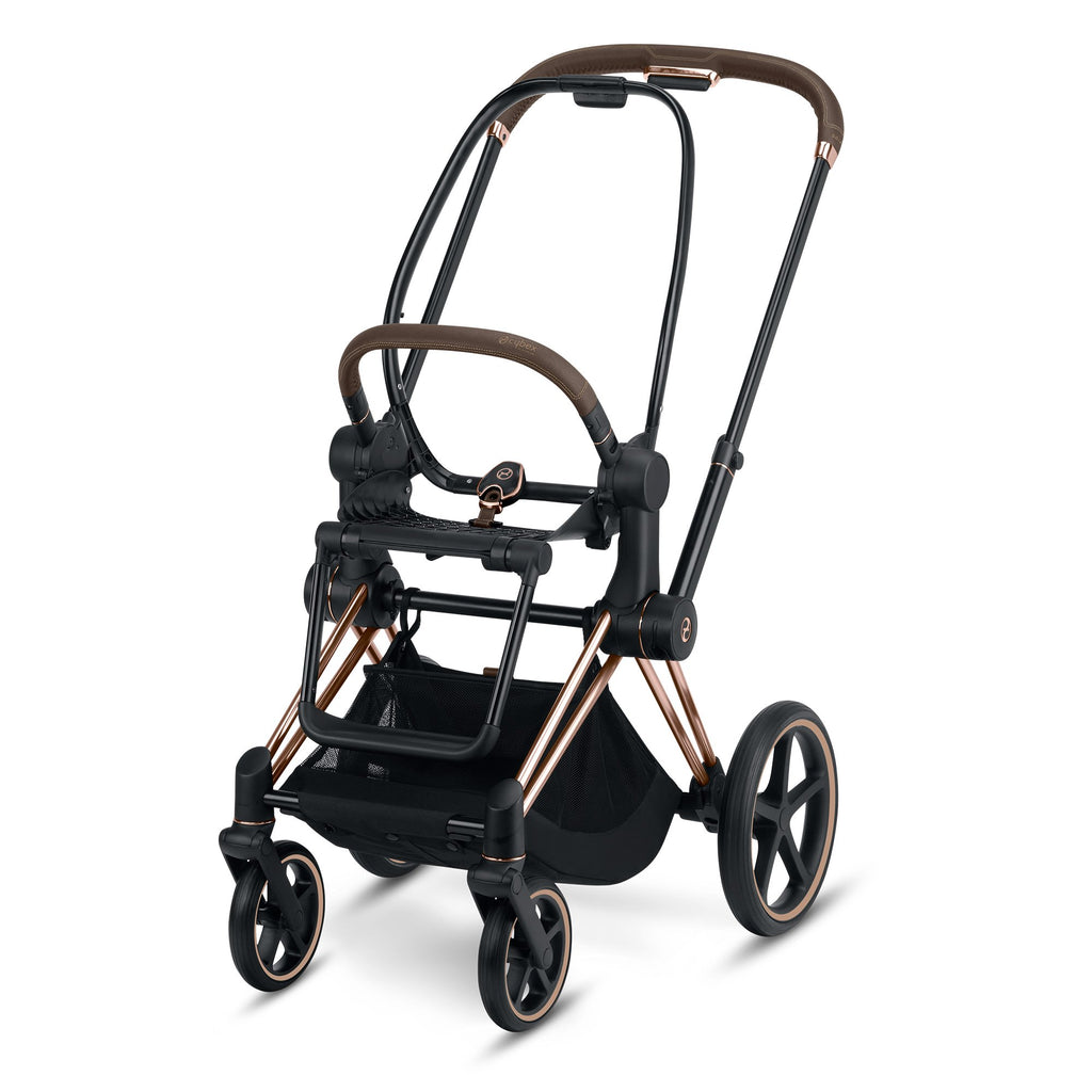 Cybex 2019 Priam 3 Rose Gold Frame