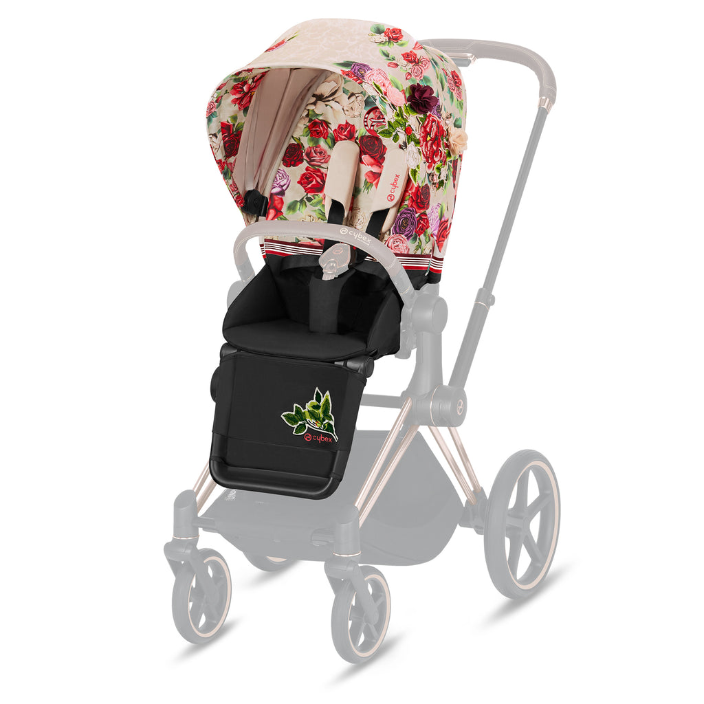 Cybex Priam Seat Pack - Spring Blossom Beige