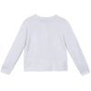 3 Pommes Hawai Girl Cardigan (White)