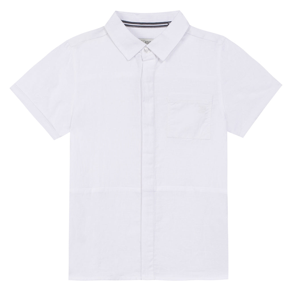 Jean Bourget J-Kid Garcon ED.Speciale Shirt White
