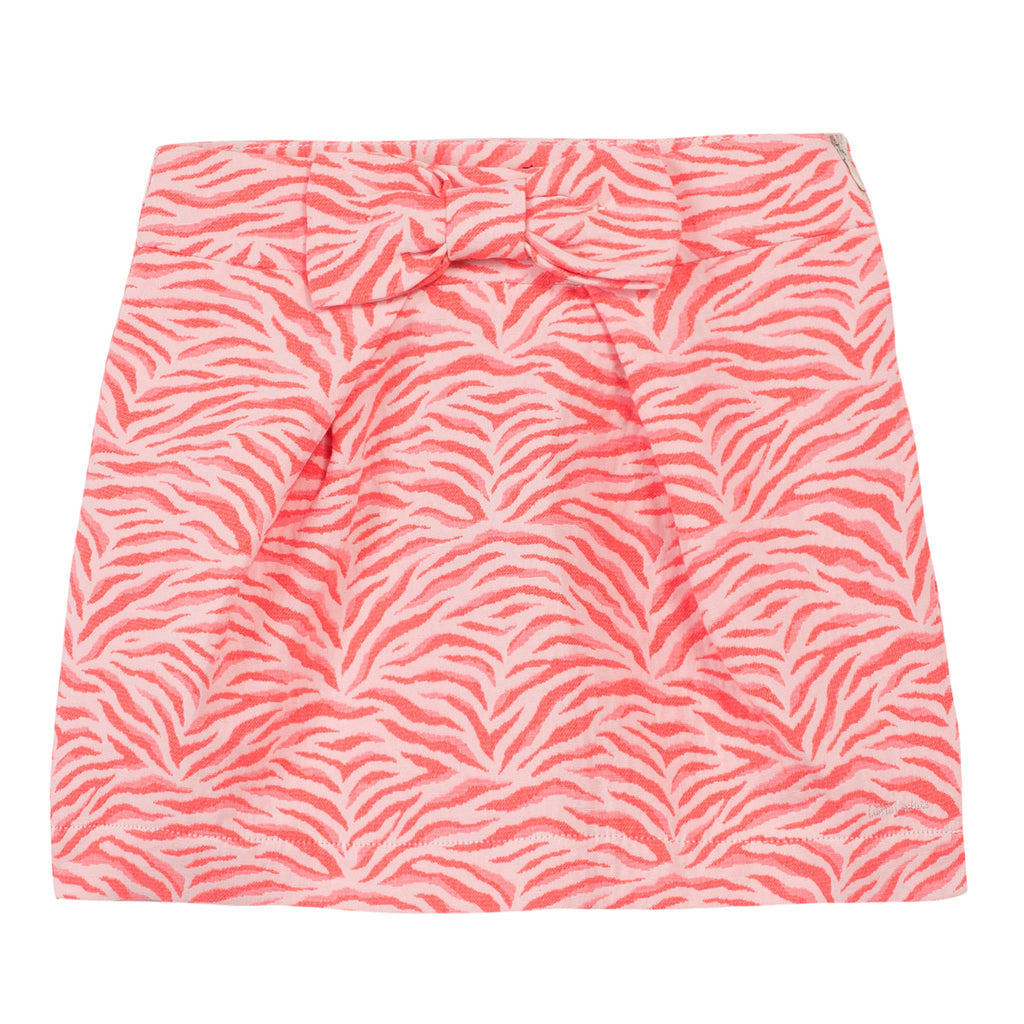 Jean Bourget J-Little Couture Kid Fille Skirt Old Pink