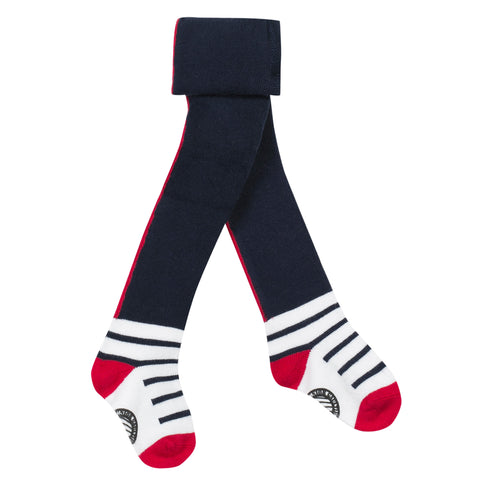 Junior Gaultier Red Strip Leggings FW16