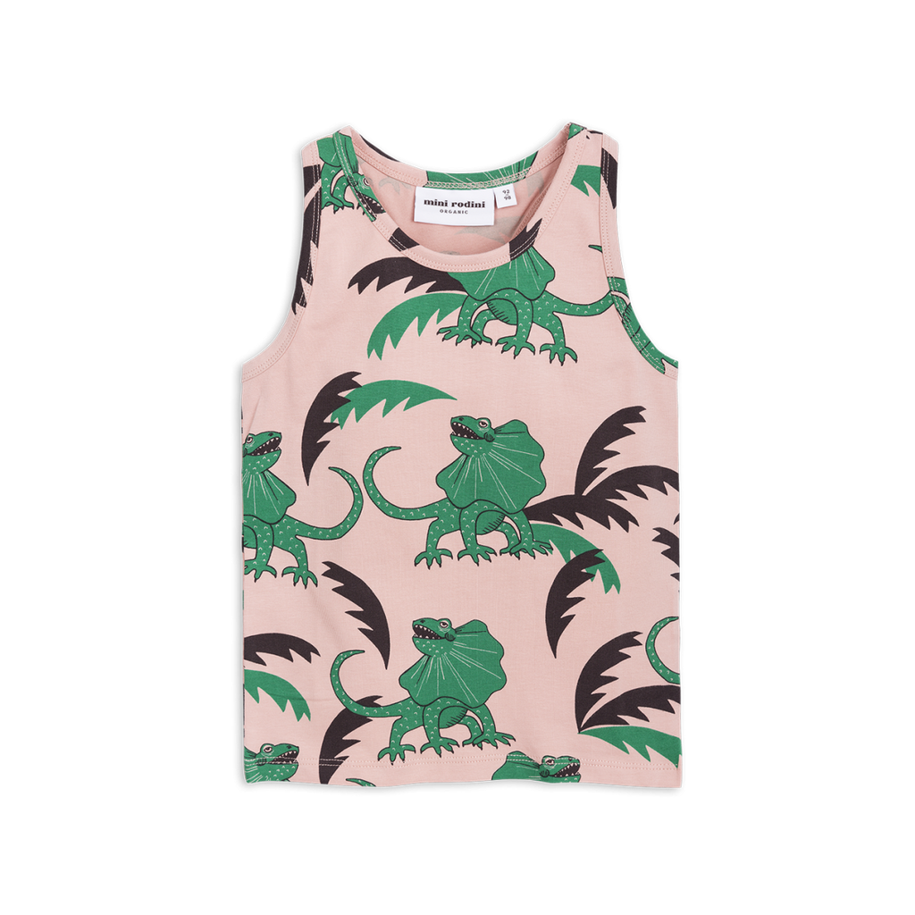 Mini Rodini Draco Tank Top - Green