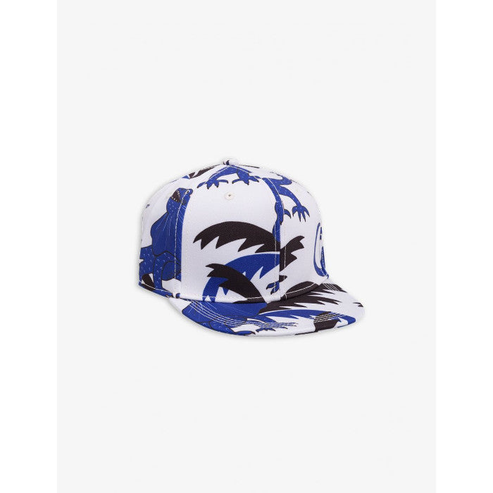 Mini Rodini Draco Cap - Blue