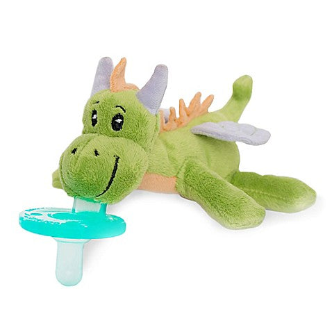Wubbanub Green Dragon Pacifier