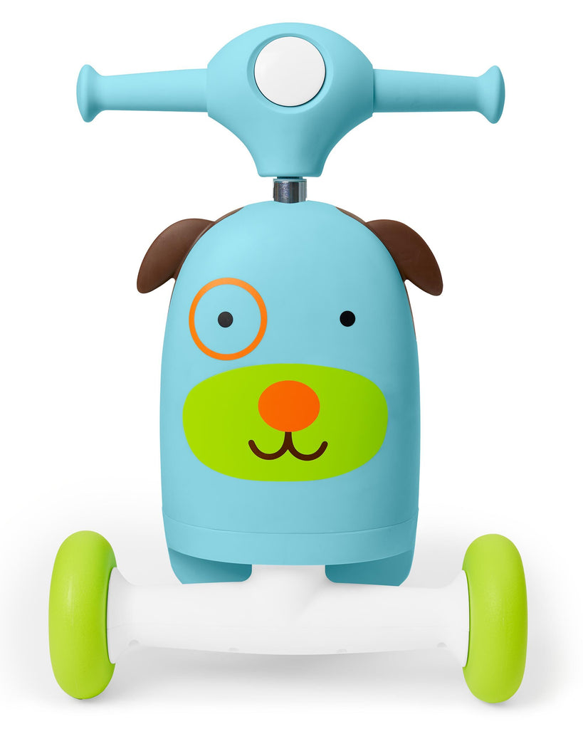 Skip Hop Zoo 3-in-1 Ride On-Dog