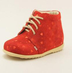 Emel First Red Shoes