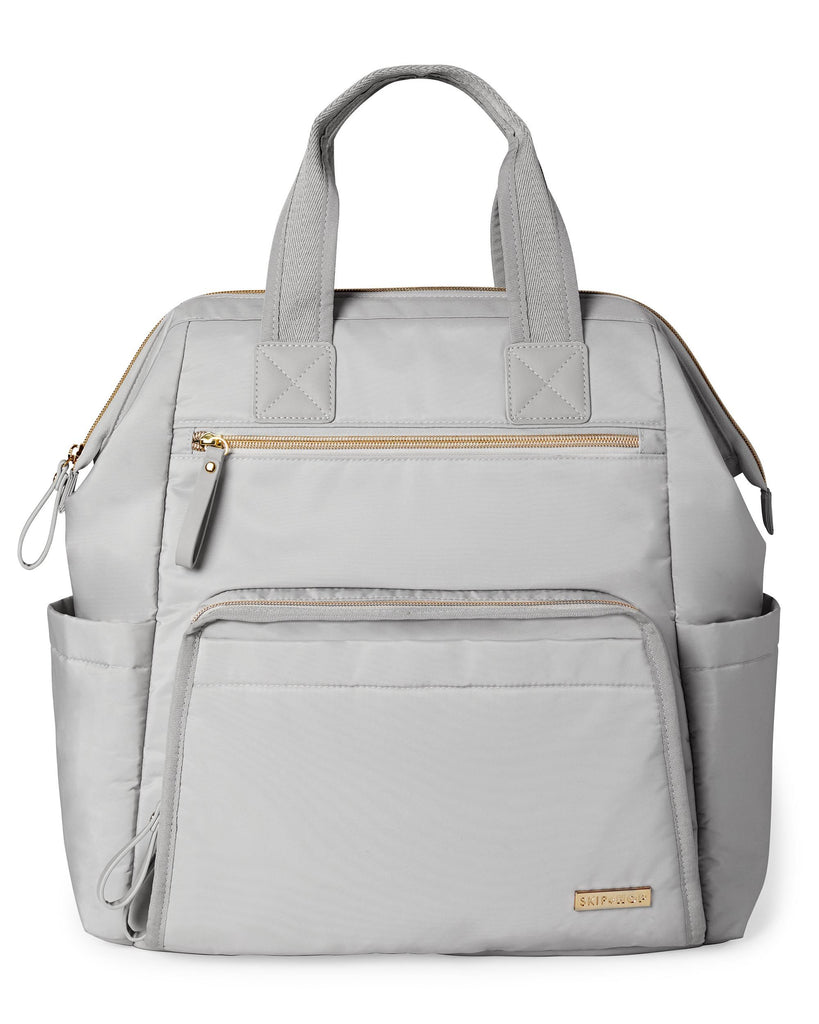 Skip Hop Mainframe Diaper Backpack - Cement