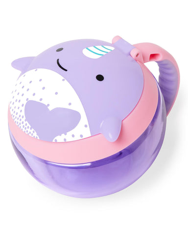 Skip Hop Zoo Snack Cup - Narwhal