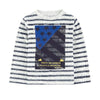 3 Pommes Broken White North Sea Habor Tee FW16