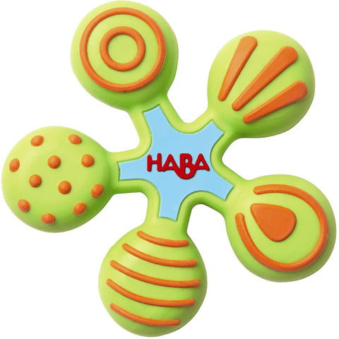 Haba Clutching Toy - Star