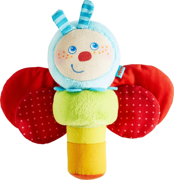 Haba Clutching Figure Caterpillar Mina