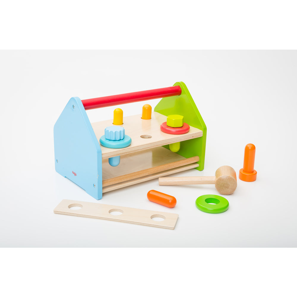 Haba Tool Box  Hammer Bench
