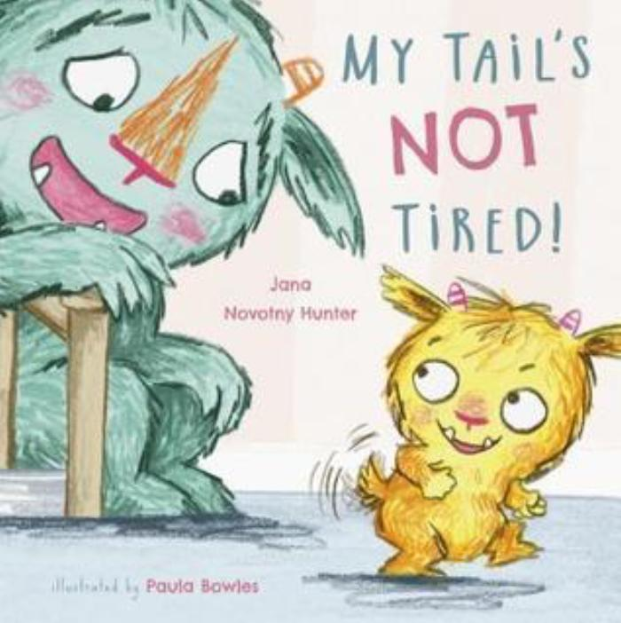 My Tail's NOT Tired! Book