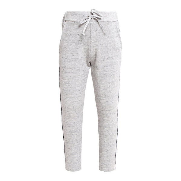3 Pommes Blue for You Gris Chine Jogging Trouser FW16