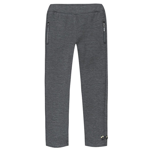 3 Pommes Charcoal Grey Trousers FW16