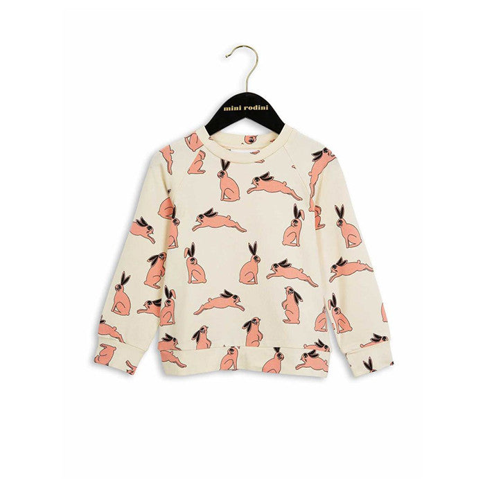 Mini Rodini Bunny Long Sleeves Tee