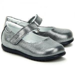 Emel First Silver Shoes