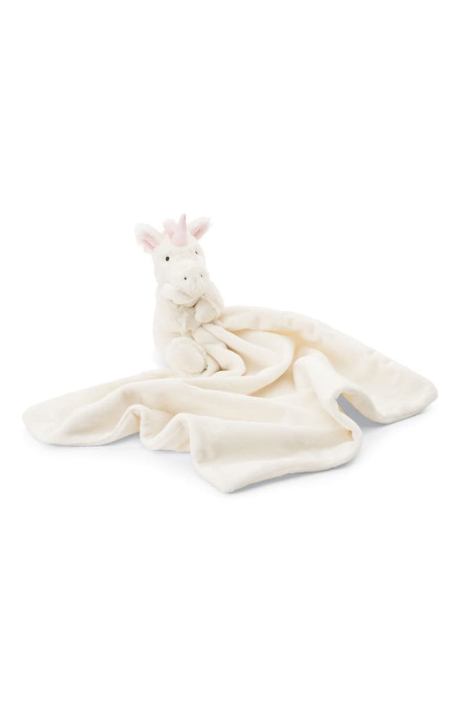 JellyCat Bashful Bashful Unicorn Soother