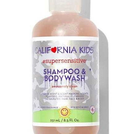 California Baby Super Sensitive™ Shampoo & Body Wash
